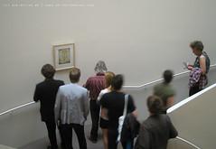 documenta 12 | Paul Klee | 1920 | | Fridericianum between groundfloor and 2. floor