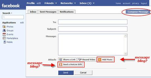 Pimp Your Facebook Email?
