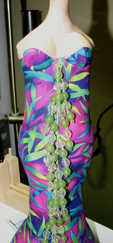 Beaded trim tutorial