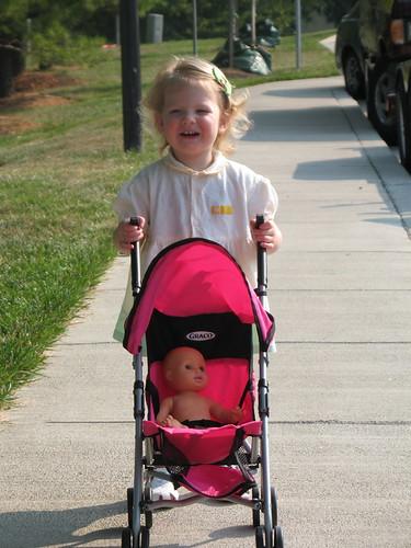 Doll Stroller 2