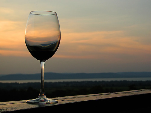 Wine Glass (by BlakJakDavy on Flickr)