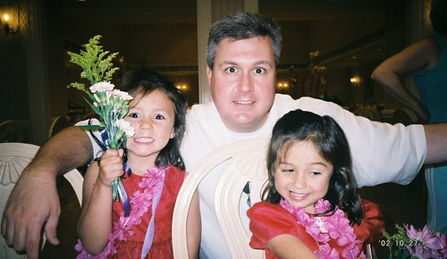 Maria, Veronica and Dad