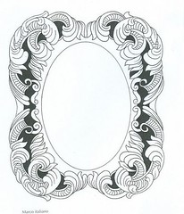 065-portaret (shamismanualidades) Tags: repujado