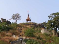 canopy at tagore hill, Ranchi (pallav moitra) Tags: clouds falls silverlining shrutika dasam