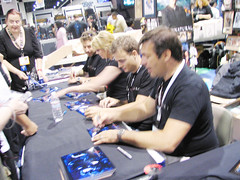 Sanctuary Autograph - 10 (pix taken by Heath)
