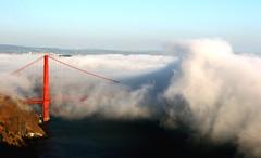 Fog-Nami (Tsunami of Fog)