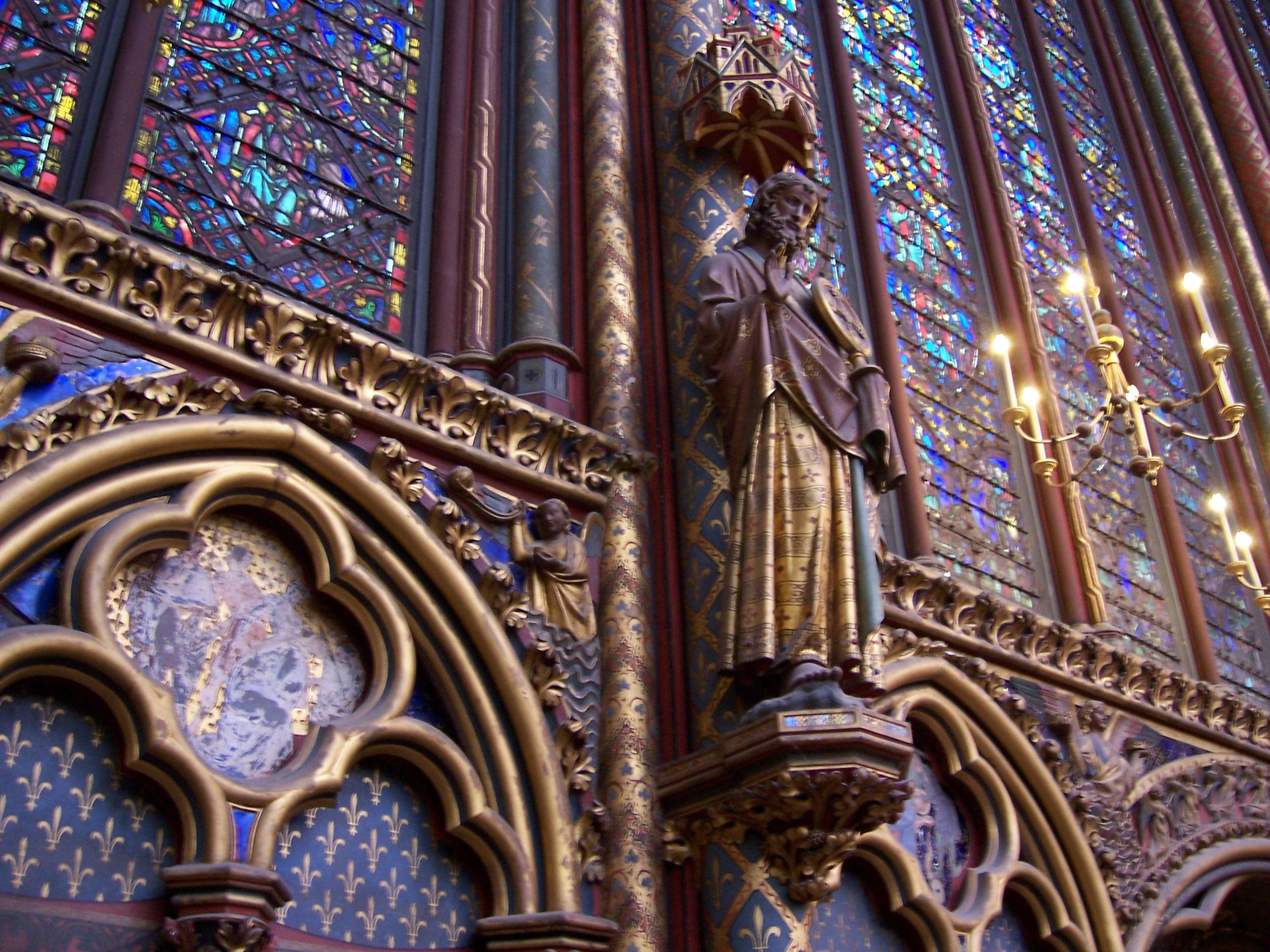 San Giovanni apostolo - Sainte-Chapelle