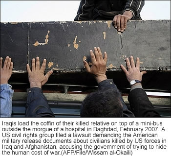 Civilian Death Toll