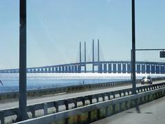 Öresundbrücke (holzhacker) Tags: bridge brücke kopenhavn dänemark kopenhagen Öresund danemark seeland oeresund kopnhavn