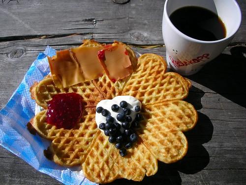 Norwegian Waffles #1
