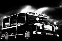 The Future (Nana Kofi Acquah) Tags: portrait blackandwhite art bedford design automobile craft lorry ghana trotro blackwize
