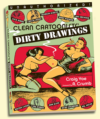 Cover Clean Cartoonists' Dirty Drawings