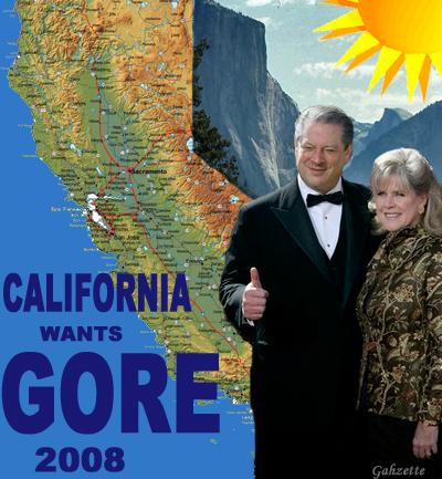 California 4 Gore