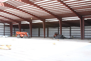 2010 Construction of New VICC Building