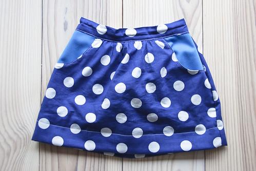 blauwe milkmaid skirt-1