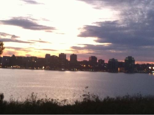 The Halifax skyline.