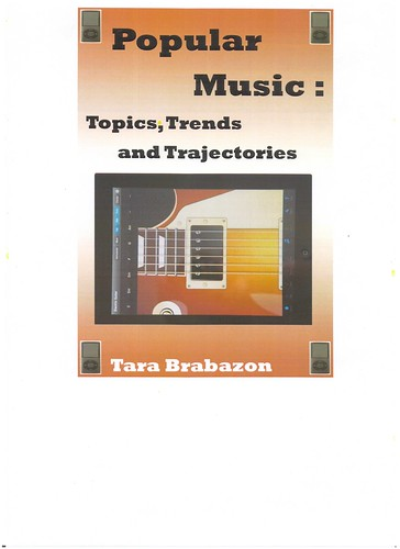 Popular music topics trends trajectories