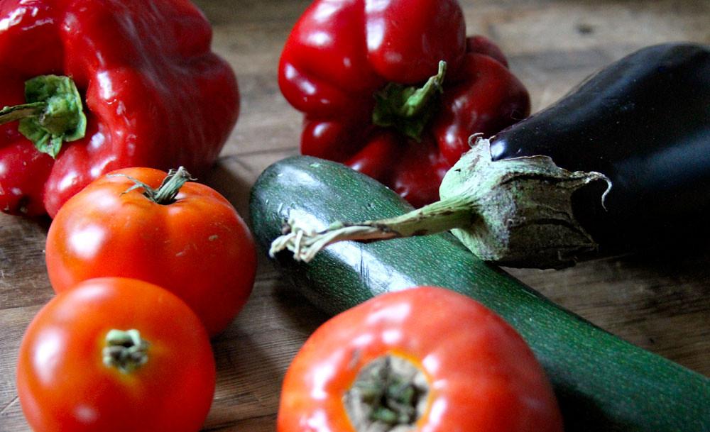 ratatouille vegetables
