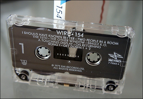wire : 154 - tape (#1) by japanese forms