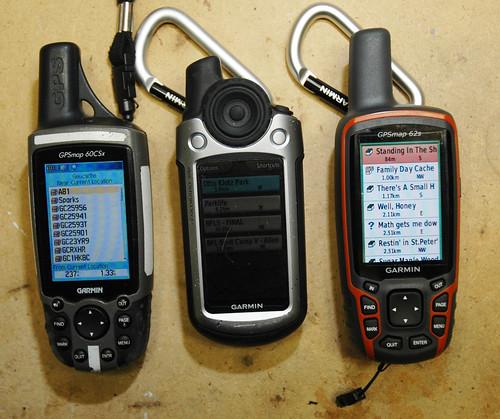 Garmin GPS Units