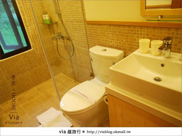 【新社】香草HOUSE~新社薰衣草森林最新溫暖系民宿(上)34