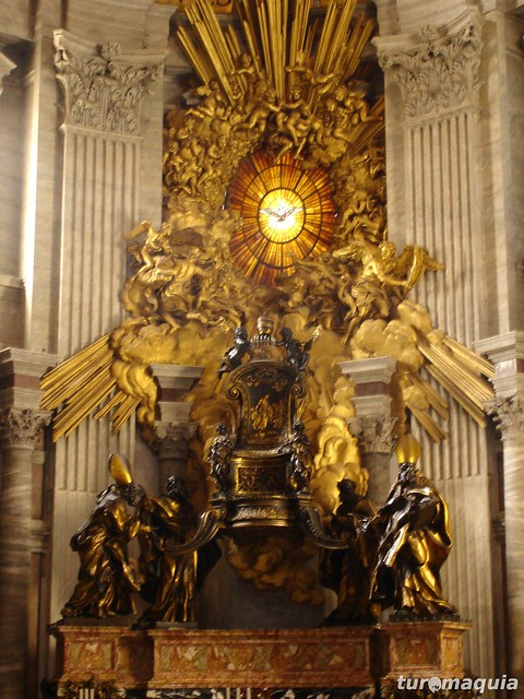 Cathedra Petri - Vaticano
