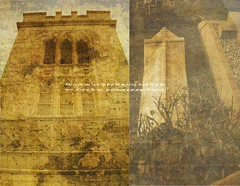 Yokohama 横浜 (chihilo) Tags: church japan sepia 日本 yokohama japon 横浜 外人墓地 教会 セピア 聖書 glise