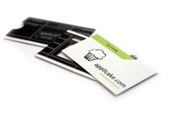 IMG_0580 (Applicake) Tags: design creative businesscards rubyonrails rubydevelopers applicake