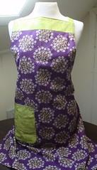 Sandy apron 2