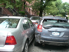 car accident in brooklyn