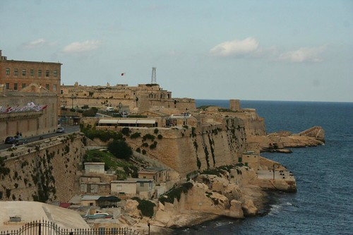 Fortress in Malta