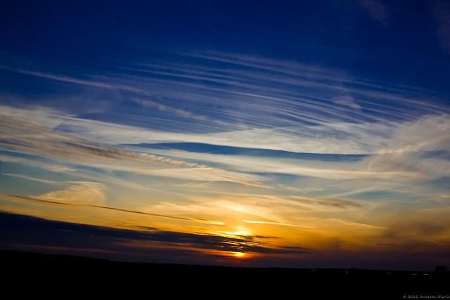 Sunset - Explore 13.02.2011