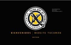 Logo de Locos x el futbol