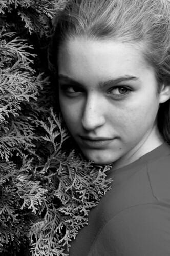 Black&White Portrait 5