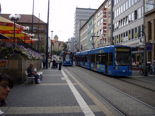 Kassel Tram System