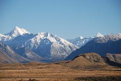 Upper Rangitata Basin, Canterbury, New Zealand, June 2007 - by PhillipC
