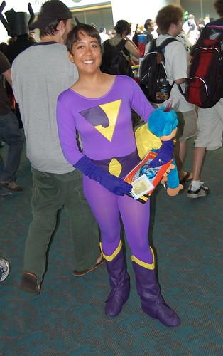 Comic Con 2007: Jayna