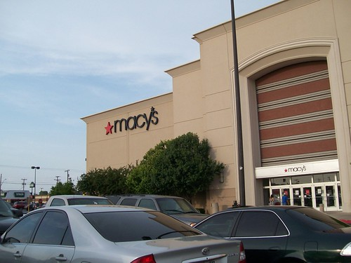 Macy's at SouthPark Mall
