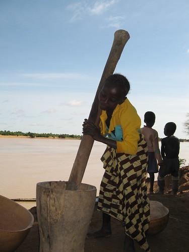 LE FLEUVE NIGER dans 2007 Mali 1124090153_a7c51e69ab