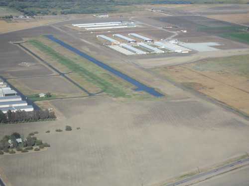 Approaching Frazier Lake Airport