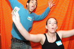 From the Photojojo Photo Booth at bARTer - by @superamit