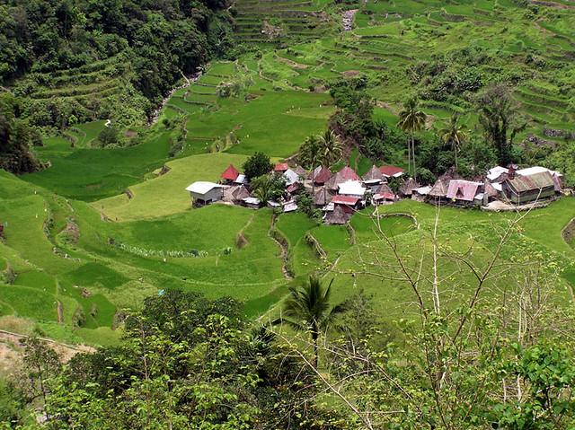 The charming Bangaan Village