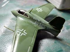 Tamiya 1/100 Me163 -3