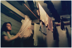 (H E T) Tags: finland lomo helsinki mother wash clothesline washingmachine cellar henri smena clothespin appartmenthouse laundress myllypuro tikkanen pyykkitupa