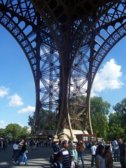 Eiffel Tower Pilier Nord