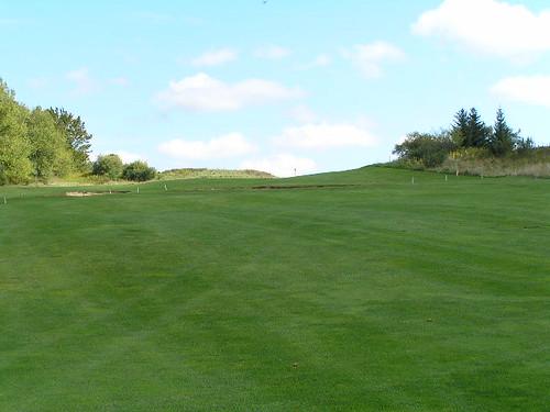 16th hole, Heathlands Golf Course, Onekama, Michigan