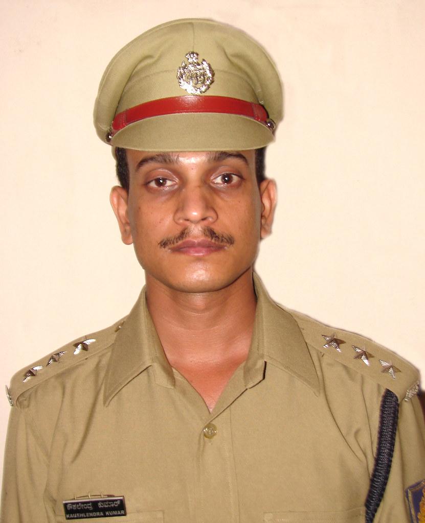 ASP Kaushalendra Kumar