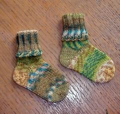 Baby Socks, Spring