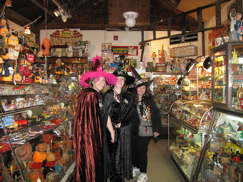 Witches Tea: Witches Shopping! 32