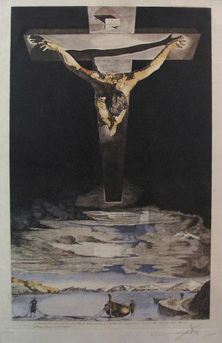 Salvador Dali - Christ of St. John